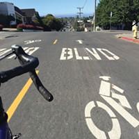 Hello, bike boulevard.