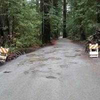 Potholes, beware!
