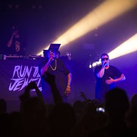 Run the Jewels at the Van Duzer Theater on Feb. 5.