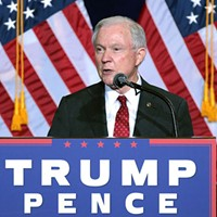 U.S. Attorney General Jeff Sessions.