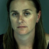 Marcia Kitchen's booking photo.