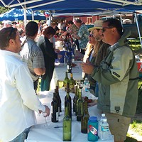 Art & Wine in the Park