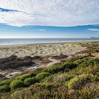 Best Parking Lot: Clam Beach Vista Point