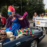 Redwood Pride Parade