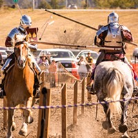 Full Metal Joust: Medieval Festival of Courage
