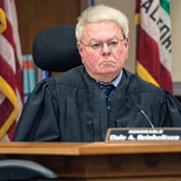 Humboldt County Superior Court Judge Dale Reinholtsen.
