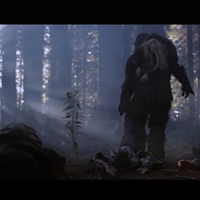 Bigfoot on the Big Screen