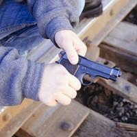 Guns Don't Kill People, Toxic Masculinity Does