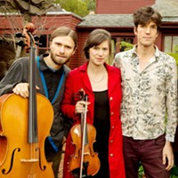 The Bee Eaters play the Arcata Playhouse on Friday, March 30 at 7:30 p.m.