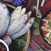 Mah-der: A Laotian Call to the Table