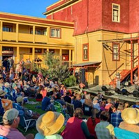The Humboldt Folk Life Festival is Back