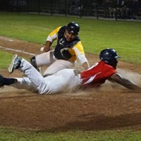 Statum avoids the tag for the win - MATT FILAR