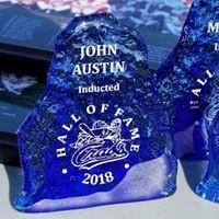 Crabs Hall of Fame trophy - MATT FILAR