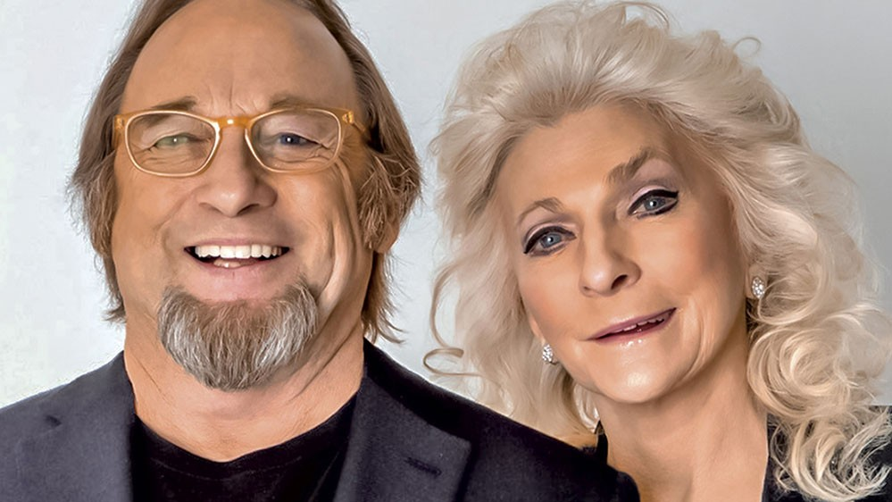 Stephen Stills and Judy Collins play the Arkley Center for the Performing Arts on Sunday, Sept. 30 at 7 p.m. ($89). - SUBMITTED