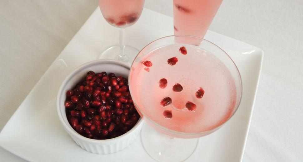The Czarina cocktail. - FILE
