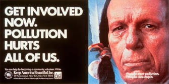 """Iron Eyes"" - BY THE AD COUNCIL, HTTPS://EN.WIKIPEDIA.ORG/W/INDEX.PHP?CURID=12667516"
