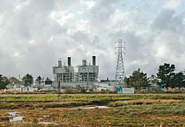 Humboldt Bay Power Plant. - YULIA WEEKS
