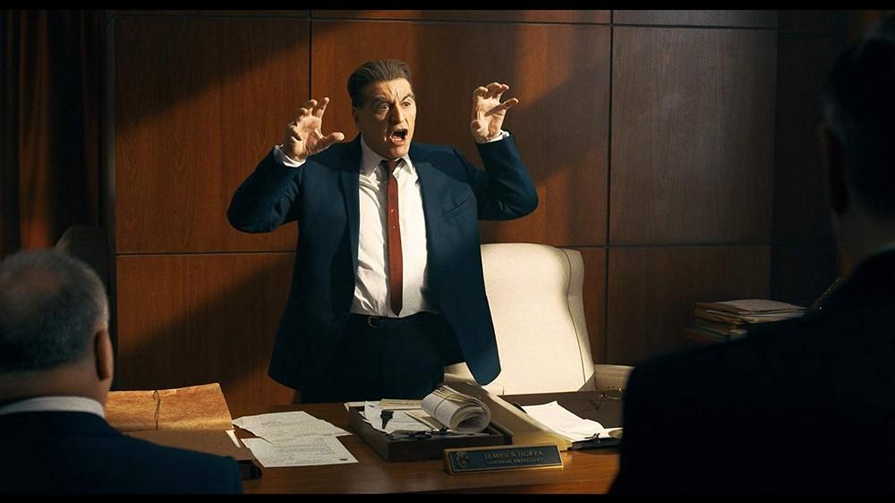 The impeachment hearings are wild. - THE IRISHMAN