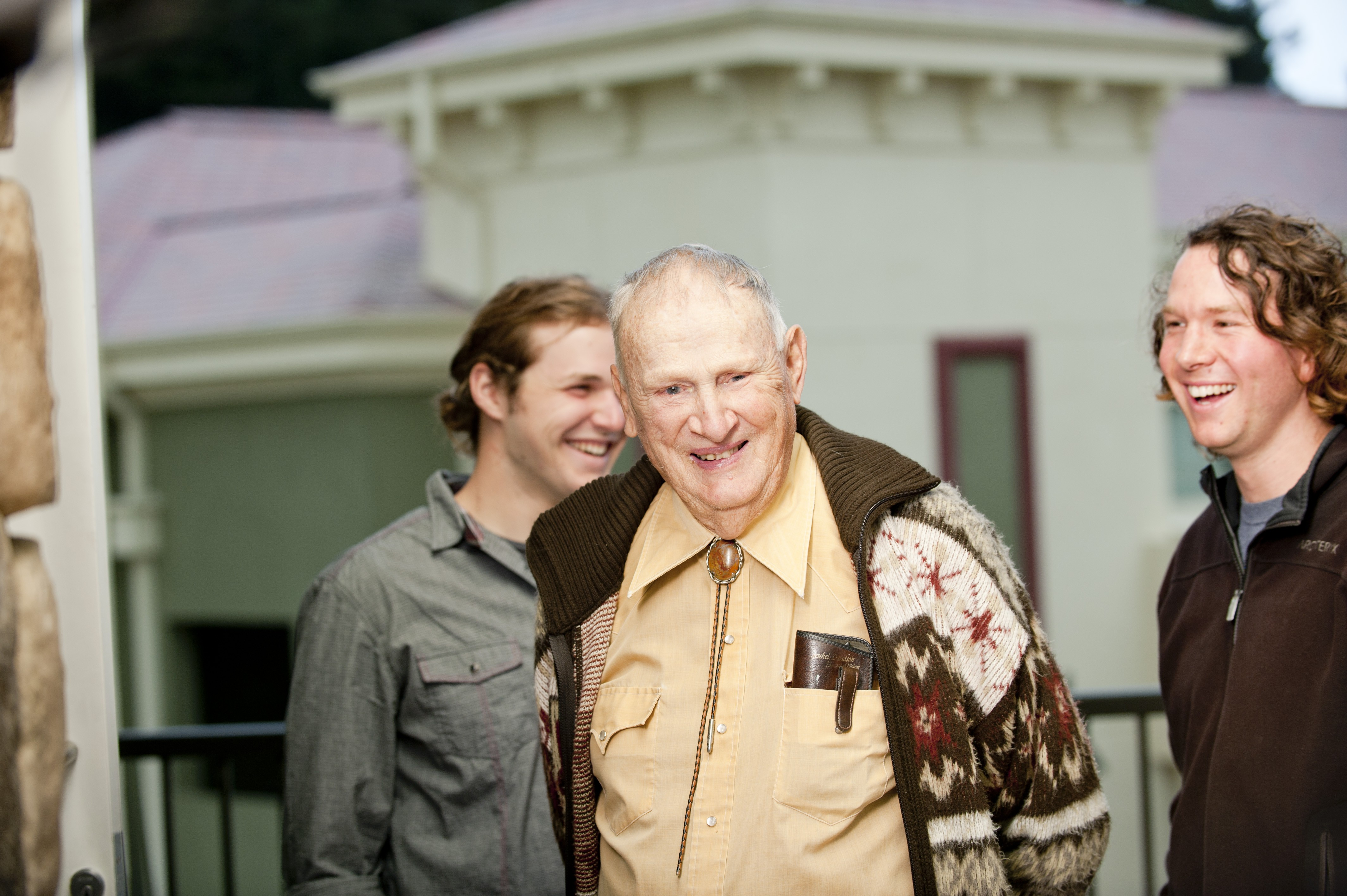 """HSU Wildlife Professor and Arcata Marsh Pioneer Stanley """"Doc"""" Harris Dies at 91"""