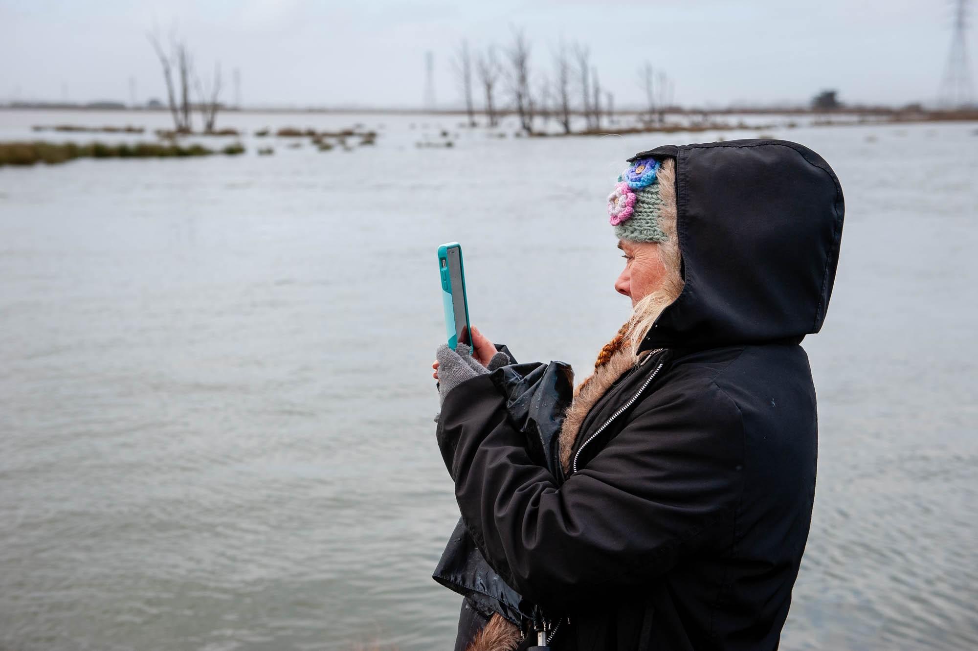 King Tide Tour Gives Glimpse of Sea Level Rise