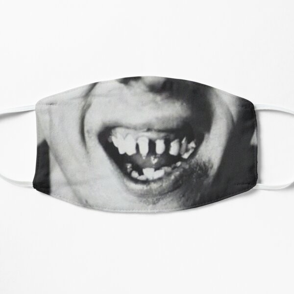 Shane McGowan mask by Aimee Hennessy. - REDBUBBLE