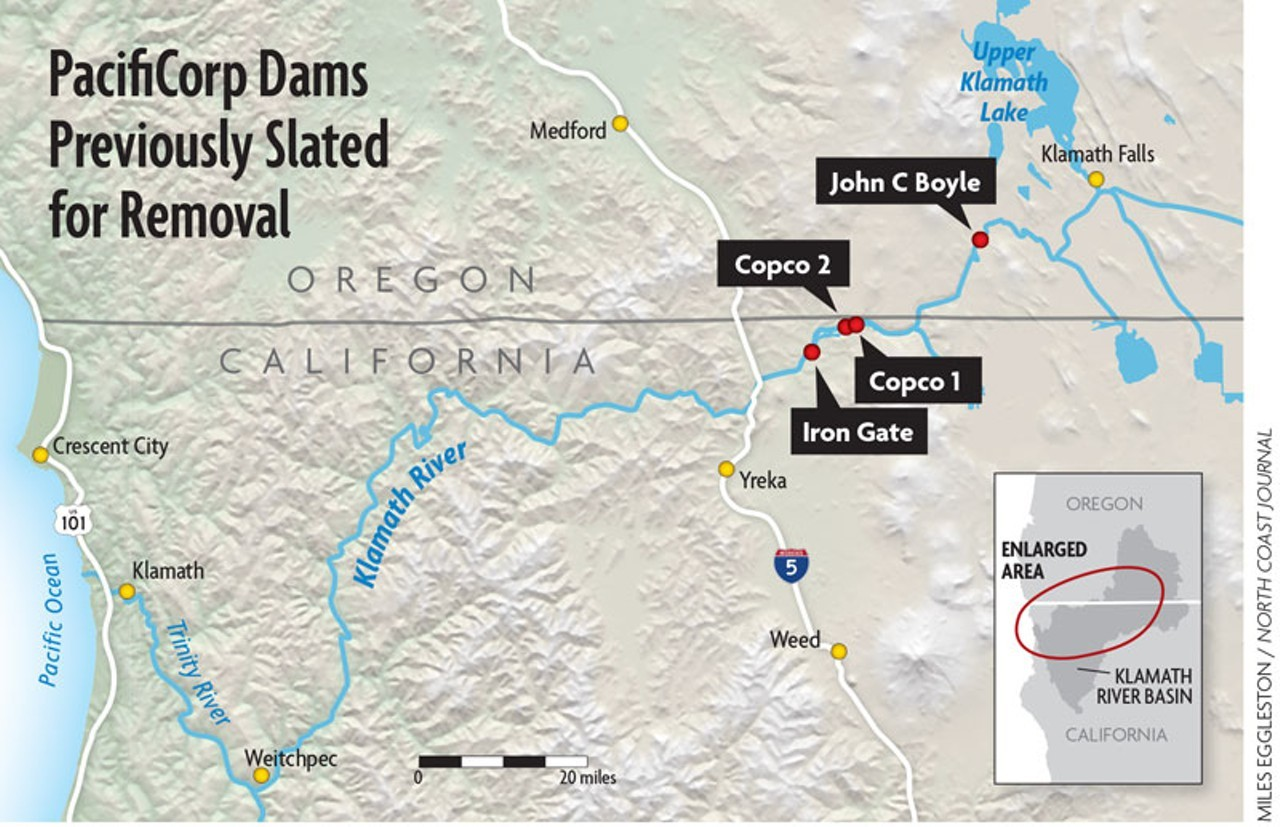 Feds Announce New Klamath Accord to Remove Dams by 2020 | News Blog