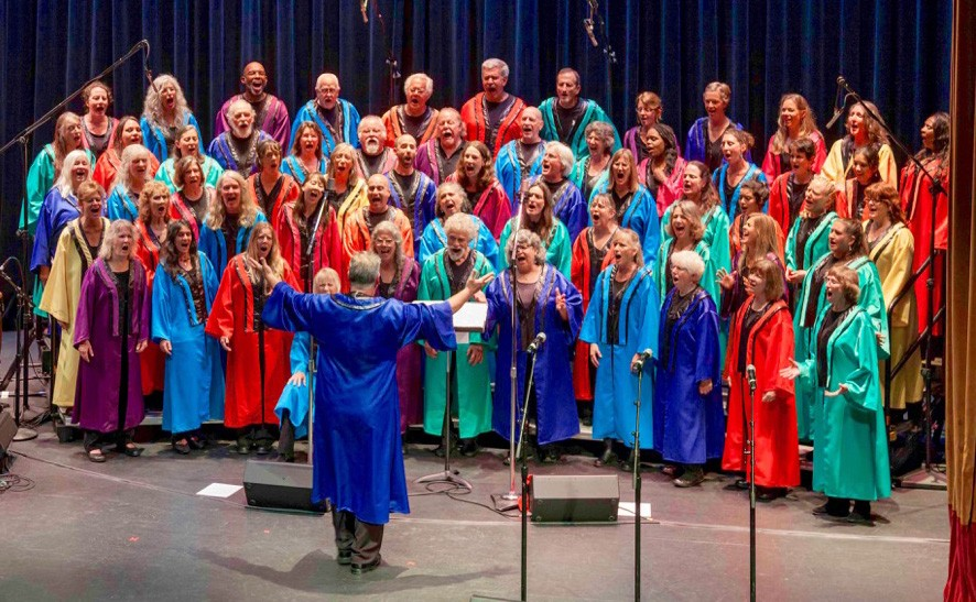 Arcata Interfaith Gospel Choir - COURTESY OF THE ARTISTS