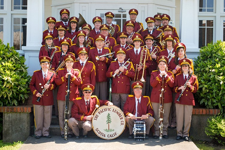 The Scotia Band - PHOTO BY SCOTIA BAND