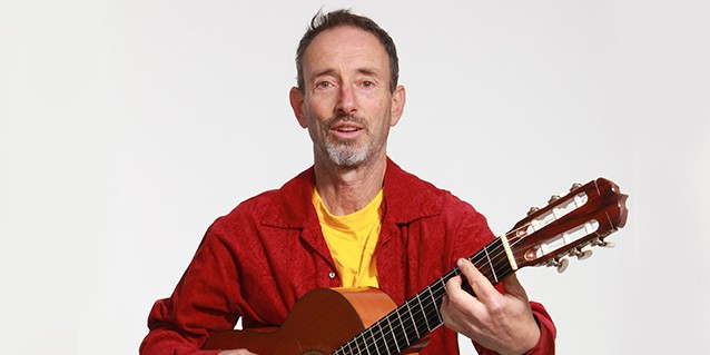 Jonathan Richman - COURTESY OF THE ARTIST