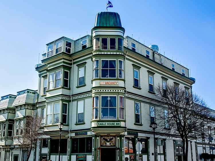 Inn at Second and C - WOOD & SMITH PHOTOGRAPHY