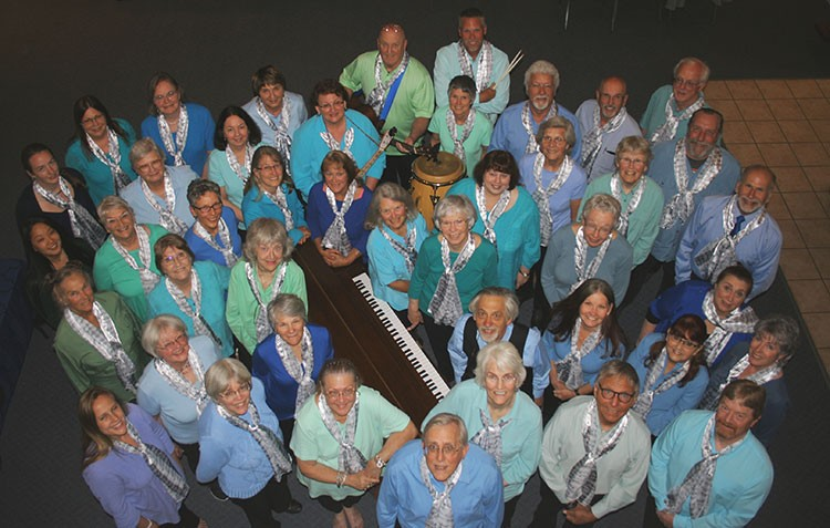 McKinleyville Community Choir - SUBMITTED