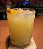 The tropical Smooth Criminal at the Griffin.
