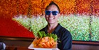 Ken Luu of Pho Thiên Long, home of Humboldt's Best Pho and Best Thai.