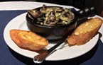 Escargot and the power of butter.