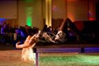 Rosa Mendoza's cabaret performance.