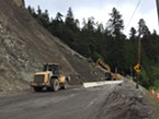 UPDATE: 101 Closure: Cleanup Begins Anew at Leggett Landslide
