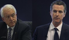 John Cox and Gavin Newsom Debate, Disagree on ... Pretty Much Everything