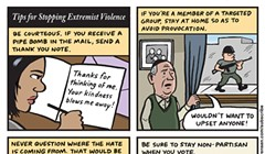 Tips for Stopping Extremist Violence