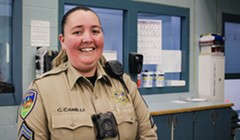 UPDATE: Sheriff Outfits Some Jail Staff with Body-Worn Cameras