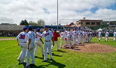 Crabs Put on Hitting Expo in Series Sweep