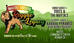 Mateel Announces Reggae Legacy to Replace ROTR