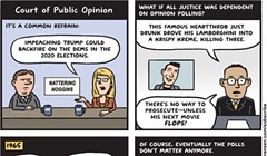 Court of Public Opinion.