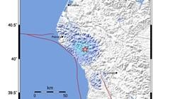 3.8 Earthquake Strikes Redway