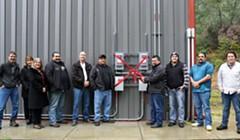 Yurok Tribe Celebrates Solar Power System