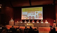 Board of Supervisors Candidate Forum (Video)