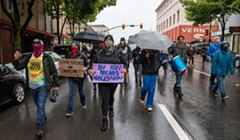 More Photos of George Floyd, Black Lives Matter Protest in Eureka