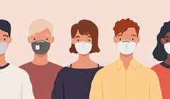 Get Tested and Wear Facial Coverings; What You Can Do While the County Slowly Reopens
