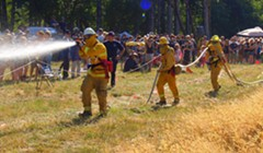 Rolling With the Punches: Fundraising Losses for Rural Firefighters