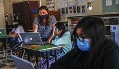 Some California Schools Delay In-Person Classes as Coronavirus Surges