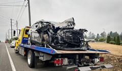Police Investigating Fatal Single Car Crash in Eureka